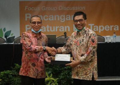 FGD Perancangan Peraturan BP Tapera 2