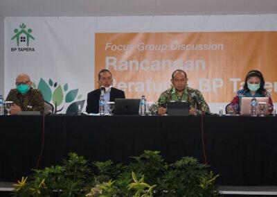 FGD Perancangan Peraturan BP Tapera
