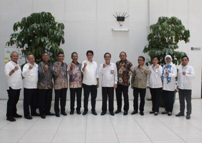 Kunjungan ke Dirjen Pembiayaan Infrastruktur Pekerjaan Umum dan Perumahan Rakyat 02