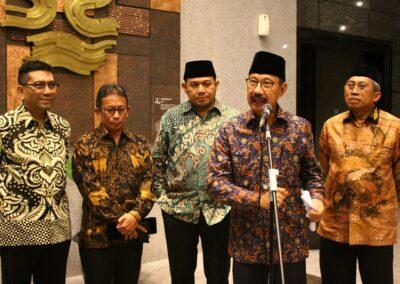 Pengukuhan Sumpah Jabatan Komisioner Deputi Komisioner BP Tapera