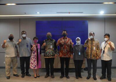 Penandatanganan PKS BP Tapera & PT Taspen
